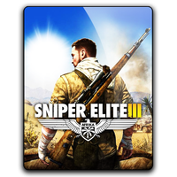 Sniper Elite 3 Icon2 by dylonji