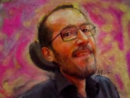 Pablo Echenique-Robba podemos by AnnarXy