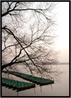 Sunset at Summer Palace by Footomch