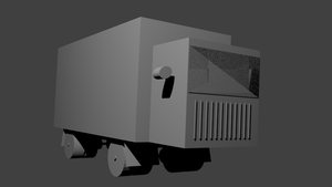 3D Truck by pookstar