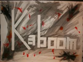 Kaboom by love-grows-on-trees