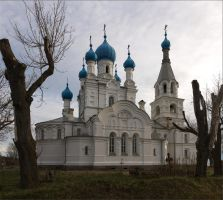 Peter and Paul Church by NikolaiMalykh