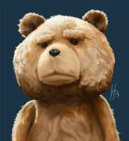 Ted by jEROMEaNIMATIONS