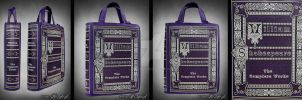 William BagWilliam Shakespeare Book Bag by Euflonica