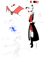 Scarlet- Official Ref *Tiny Edit* by Niao-GIW