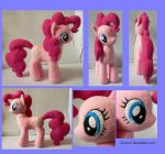 Pinkie Pie plush by Zorza-6