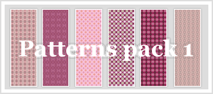 Patterns pack 001 by talieps1000