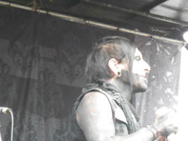 Motionless In White Chris by xMasqueradedFacesX