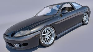 1997 Lexus SC300 by SamCurry