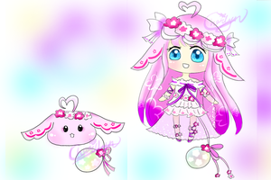 Closed Species: Shinning Bell Adopt 1 (CLOSED) by Haruka28