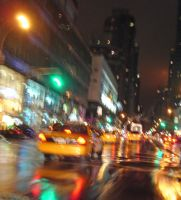 city blur by GregGregory