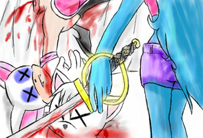 Death to fads by SonicRose
