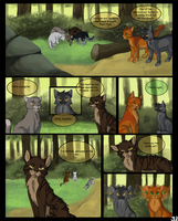 Warriors Into the Wild Page 33 by SassyHeart