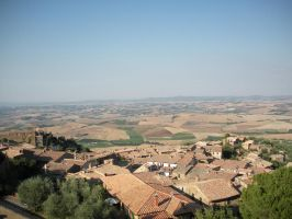 Montalcino - Toscana - Landscape by cfs3creative