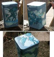 Princess Luna My Little Pony Tea Tin by silvermyth
