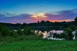 July 2014 Sunset 12 HDR by EJordanPhoto