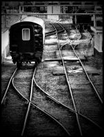 snibston train line.. by Ph0t0-girl