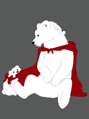 Polar Bears in Capes