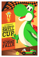 Yoshi Falls by Indy-Lytle