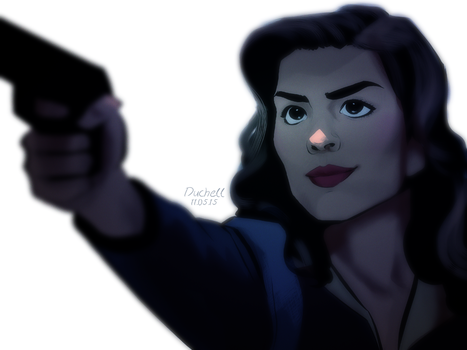 Agent Carter by Di-Duchell