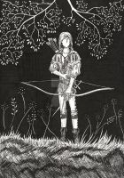 Robin of Sherwood by crackpotMay