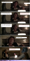 Han Solo shot first by FireBlazer911