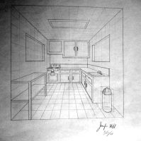 Perspective study made simple by Krazy Khola. by johnnicklangleyrice