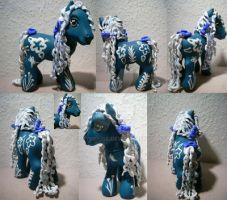 My little Pony Custom Floraly US$19 by BerryMouse