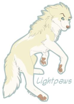 .:Lightpaws:. by ypput
