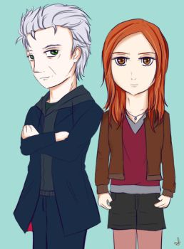 Twelfth and Amy by mrsvaleyard