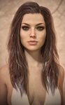 Victoria 7 - Portrait test by Lehira-Rutherford