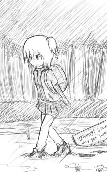 Wrong Route... by QSSuwako