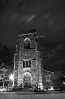 H.S.E. Church at Night by patganz