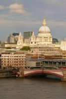 London - St Pauls Cathedral by PhilsPictures