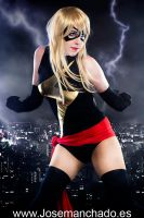 Ms Marvel Attacks by Motoko87