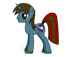 Noah Total Drama Pony by TwilighttsSparkless