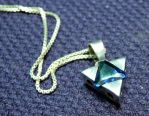 triforce pendant by diesels-luu