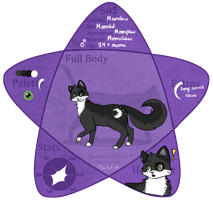 SotS | Moonclaw | Shadowclan by TurkFish