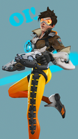 Oi! - Tracer (SFM) by DarknessRingoGallery