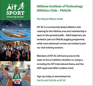 Get Fit4Life with AIT Athletics Club by Rurther