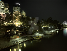 Yarra River Melbourne by hoax464