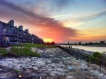 Manasquan Inlet Sunset by towerpower123
