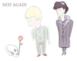 Sherlock bbc Not again by Invincible3713