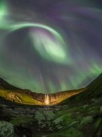 The eye of the (solar) storm by Parasin