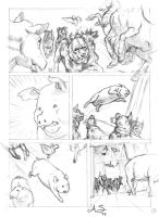 Animal Farm 05 Pencil by AndreaSchepisi