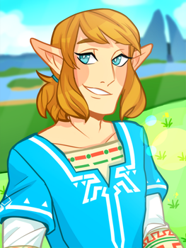 Lonk by sidereal-dysthymia