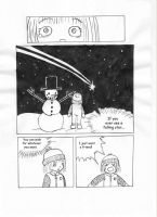 Falling stars in snow page 3 by palmcastle