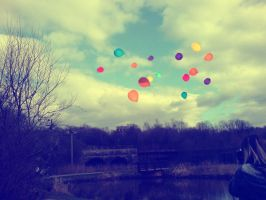 Ballons by xSmall-Ladyx
