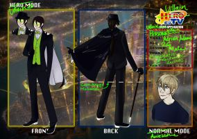 HeroTV: Persona by amserpand