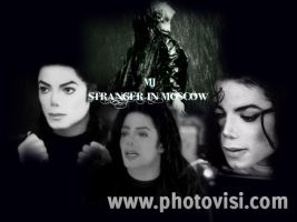 MJ Stranger in Moscow Tribute by RamosisMario89